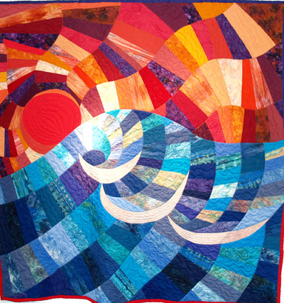 Quilt_show_surf_at_sunrise